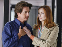 Kyle MacLachlan en Orson Hodge dans Desperate Housewives