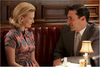 Betty & Don Draper