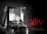 L'affiche de Saw 5