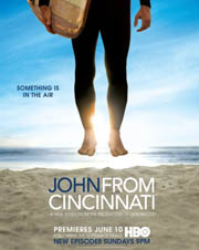 David Milch : John From Cincinnati