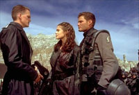 Neil Patrick Harris dans Starship Troopers