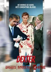 Dexter - saison 3 - poster