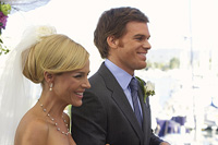 Le mariage de Dexter et Rita