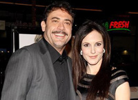 Mary-Louise Parker & Jeffrey Dean Morgan