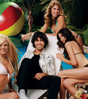Entourage Vincent Chase