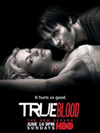 True Blood Saison 2 poster